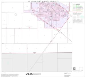 Primary view of object titled '1990 Census County Block Map (Recreated): Lubbock County, Block 48'.