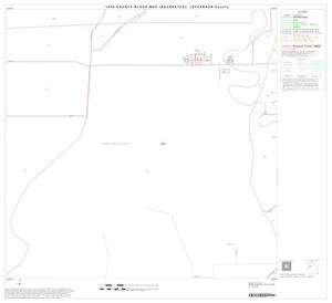 Primary view of object titled '1990 Census County Block Map (Recreated): Jefferson County, Block 19'.