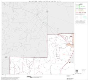 Primary view of object titled '1990 Census County Block Map (Recreated): Jim Hogg County, Block 1'.