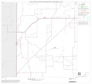 Primary view of object titled '1990 Census County Block Map (Recreated): Eastland County, Block 11'.