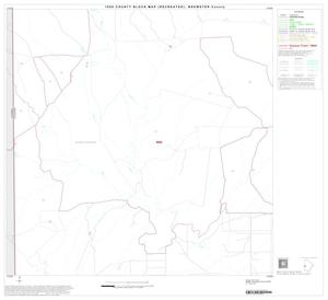 Primary view of object titled '1990 Census County Block Map (Recreated): Brewster County, Block 27'.