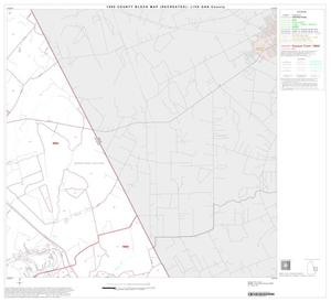 Primary view of object titled '1990 Census County Block Map (Recreated): Live Oak County, Block 8'.