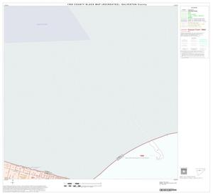 Primary view of object titled '1990 Census County Block Map (Recreated): Galveston County, Block 7'.