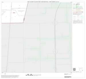 Primary view of object titled '1990 Census County Block Map (Recreated): Fort Bend County, Block 49'.