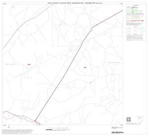 Primary view of object titled '1990 Census County Block Map (Recreated): Brewster County, Block 5'.