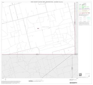 Primary view of object titled '1990 Census County Block Map (Recreated): Gaines County, Block 12'.