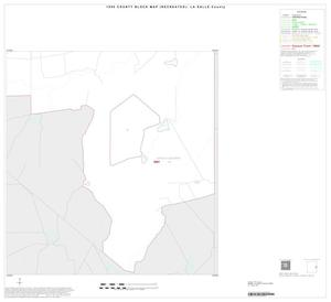 Primary view of object titled '1990 Census County Block Map (Recreated): La Salle County, Inset B06'.