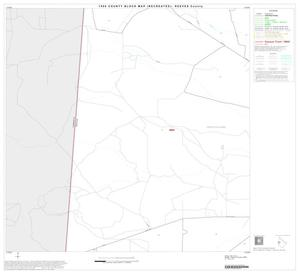 Primary view of object titled '1990 Census County Block Map (Recreated): Reeves County, Block 9'.