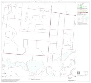 Primary view of object titled '1990 Census County Block Map (Recreated): Cameron County, Block 30'.