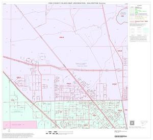 Primary view of object titled '1990 Census County Block Map (Recreated): Galveston County, Block 27'.