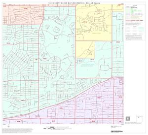 Primary view of object titled '1990 Census County Block Map (Recreated): Dallas County, Block 14'.