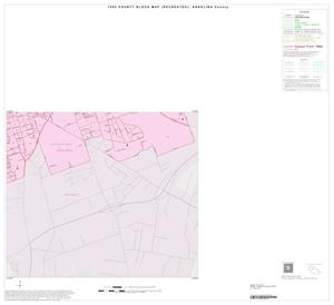 Primary view of object titled '1990 Census County Block Map (Recreated): Angelina County, Inset D04'.