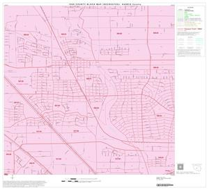 Primary view of object titled '1990 Census County Block Map (Recreated): Harris County, Block 116'.