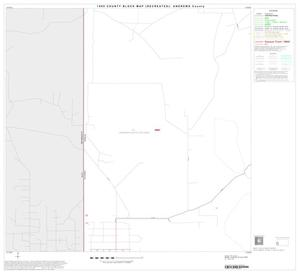 1990 Census County Block Map (Recreated): Andrews County, Block 13
