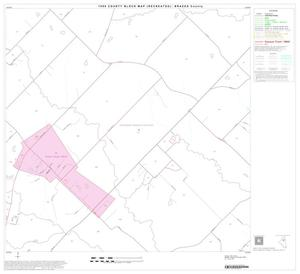 Primary view of object titled '1990 Census County Block Map (Recreated): Brazos County, Block 9'.