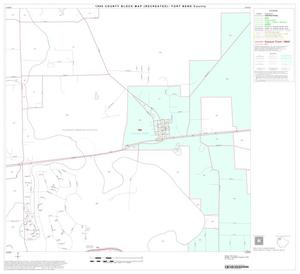 Primary view of object titled '1990 Census County Block Map (Recreated): Fort Bend County, Block 9'.