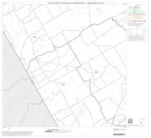 Primary view of object titled '1990 Census County Block Map (Recreated): Limestone County, Block 9'.