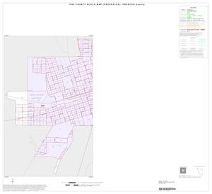 Primary view of object titled '1990 Census County Block Map (Recreated): Presidio County, Inset A01'.
