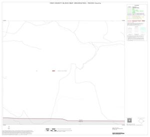 Primary view of object titled '1990 Census County Block Map (Recreated): Pecos County, Inset D24'.