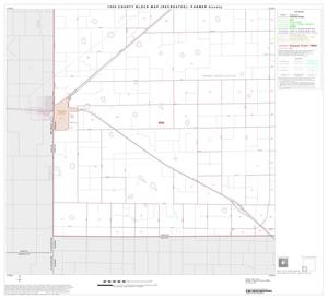Primary view of object titled '1990 Census County Block Map (Recreated): Parmer County, Block 7'.