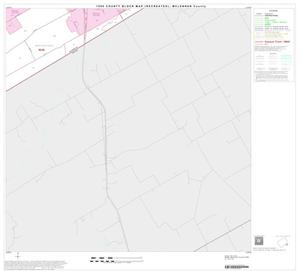 Primary view of object titled '1990 Census County Block Map (Recreated): McLennan County, Block 40'.
