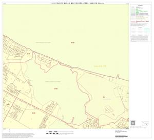 Primary view of object titled '1990 Census County Block Map (Recreated): Nueces County, Block 42'.