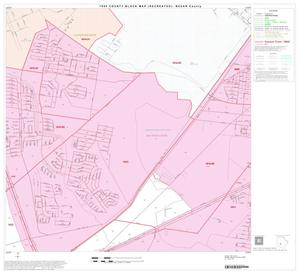 Primary view of object titled '1990 Census County Block Map (Recreated): Bexar County, Block 70'.