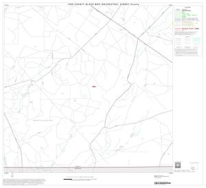 Primary view of object titled '1990 Census County Block Map (Recreated): Kinney County, Block 10'.