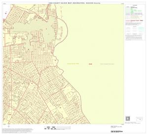 Primary view of object titled '1990 Census County Block Map (Recreated): Nueces County, Block 30'.
