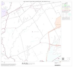 Primary view of object titled '1990 Census County Block Map (Recreated): McLennan County, Block 22'.