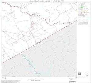 Primary view of object titled '1990 Census County Block Map (Recreated): Limestone County, Block 13'.