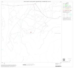 Primary view of object titled '1990 Census County Block Map (Recreated): Brewster County, Block 31'.