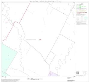 Primary view of object titled '1990 Census County Block Map (Recreated): Travis County, Block 41'.