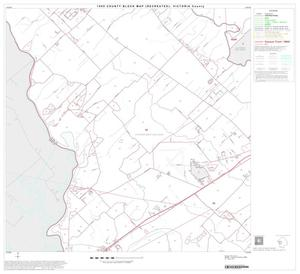 Primary view of object titled '1990 Census County Block Map (Recreated): Victoria County, Block 10'.