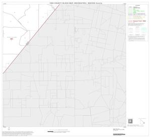 Primary view of object titled '1990 Census County Block Map (Recreated): Reeves County, Block 18'.