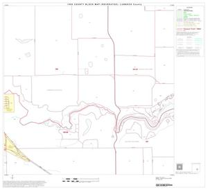 Primary view of object titled '1990 Census County Block Map (Recreated): Lubbock County, Block 33'.