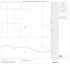 Primary view of object titled '1990 Census County Block Map (Recreated): Wheeler County, Block 12'.