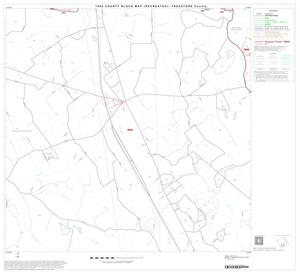 Primary view of object titled '1990 Census County Block Map (Recreated): Freestone County, Block 15'.