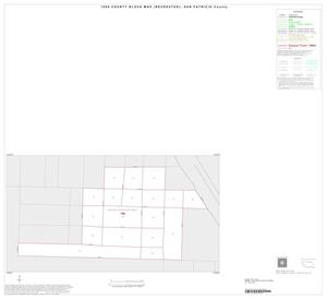 Primary view of object titled '1990 Census County Block Map (Recreated): San Patricio County, Inset A01'.