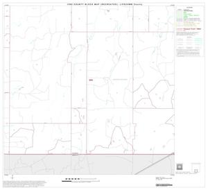 Primary view of object titled '1990 Census County Block Map (Recreated): Lipscomb County, Block 8'.