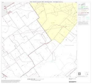 Primary view of object titled '1990 Census County Block Map (Recreated): Victoria County, Block 12'.