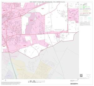 Primary view of object titled '1990 Census County Block Map (Recreated): Williamson County, Block 62'.