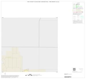 Primary view of object titled '1990 Census County Block Map (Recreated): Tom Green County, Inset C03'.