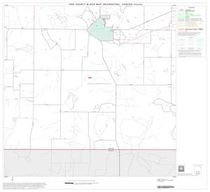 Primary view of object titled '1990 Census County Block Map (Recreated): Concho County, Block 8'.