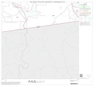 Primary view of object titled '1990 Census County Block Map (Recreated): Henderson County, Block 41'.