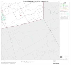 Primary view of object titled '1990 Census County Block Map (Recreated): Johnson County, Block 20'.