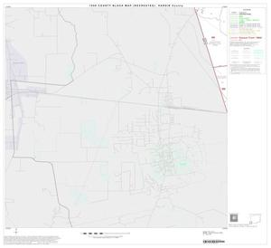 Primary view of object titled '1990 Census County Block Map (Recreated): Hardin County, Block 16'.