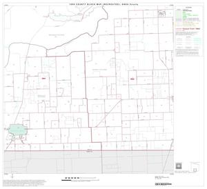 Primary view of object titled '1990 Census County Block Map (Recreated): Knox County, Block 8'.