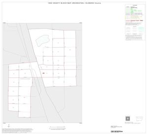 Primary view of object titled '1990 Census County Block Map (Recreated): Kleberg County, Inset B01'.