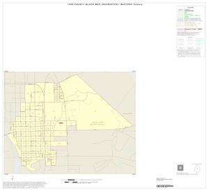 Primary view of object titled '1990 Census County Block Map (Recreated): Bastrop County, Inset C01'.